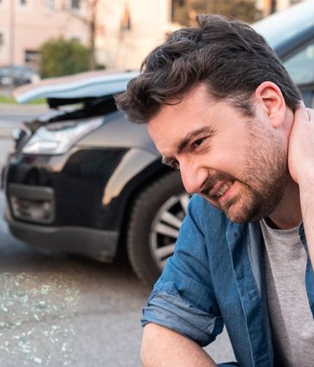 Accidente De Trafico Reclamacion Lesion Cuello